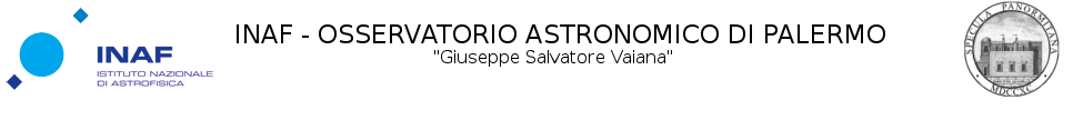 OAPa INAF Osservatorio Astronomico
