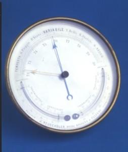 3.13 – Barometro Aneroide (Neuschuler)