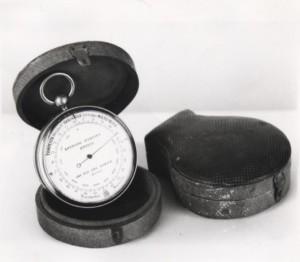 3.14 – Barometro aneroide tascabile (Suscipo')