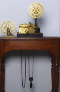 2.16 – Cronografo a quattro punte (Wetzer)