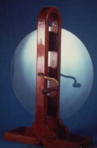 6.01 – Macchina elettrica di Ramsden
